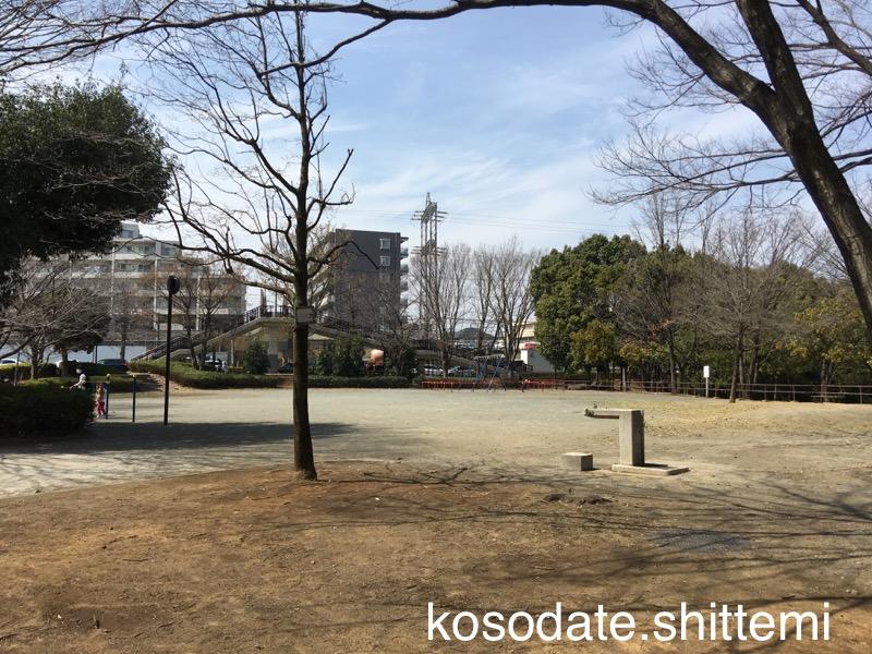 赤田東公園(全景)