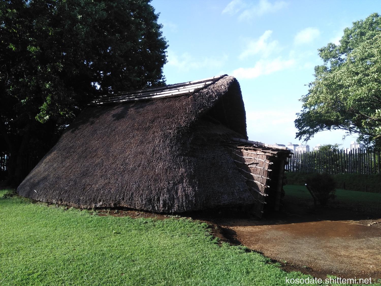 大塚遺跡 竪穴住居