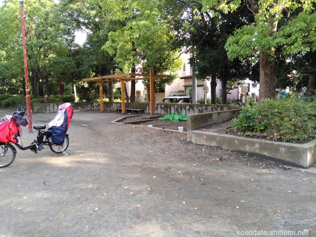 橘公園 砂場