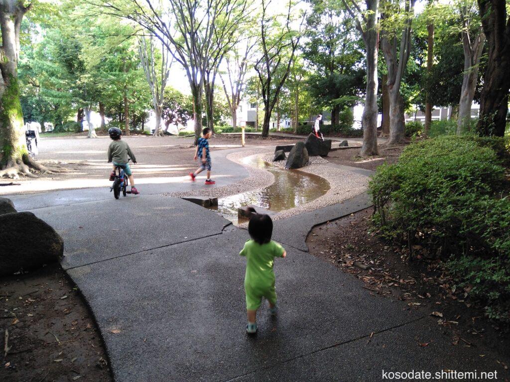 橘公園 水と緑の広場