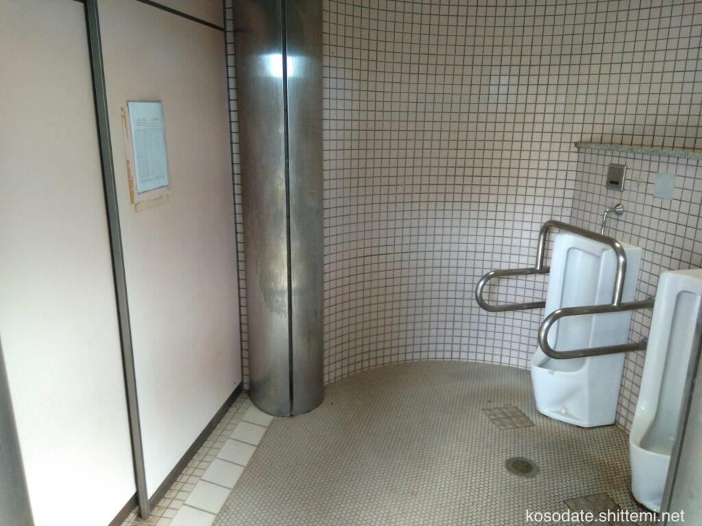土橋2丁目公園 トイレ