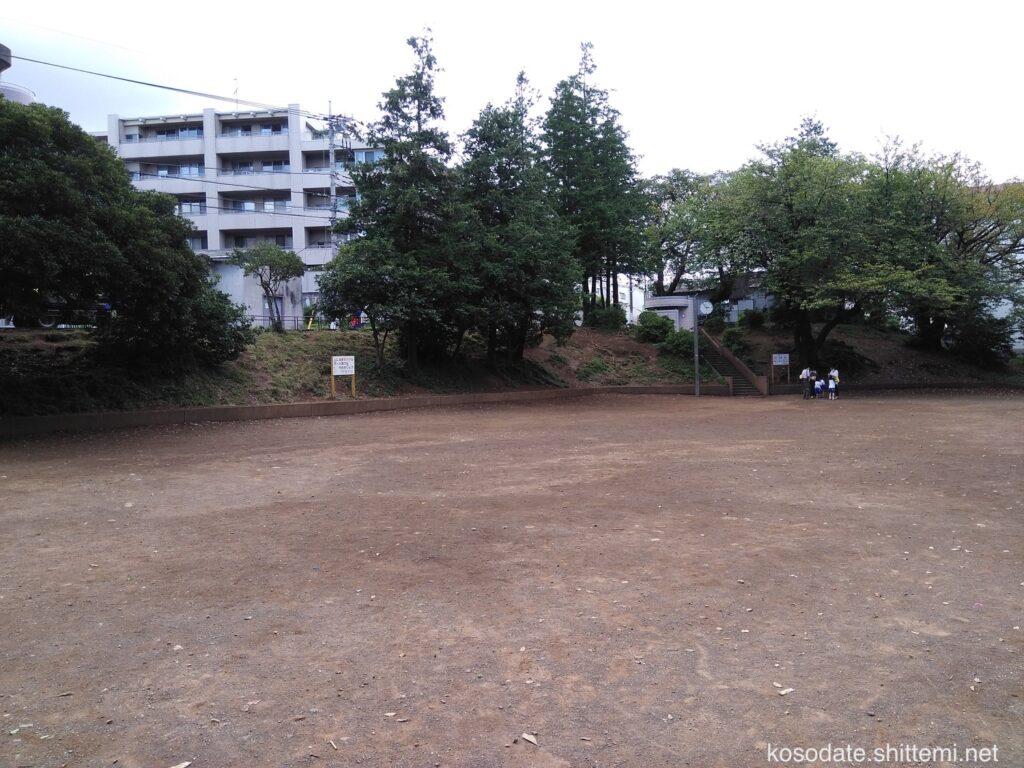 土橋2丁目公園 グラウンド